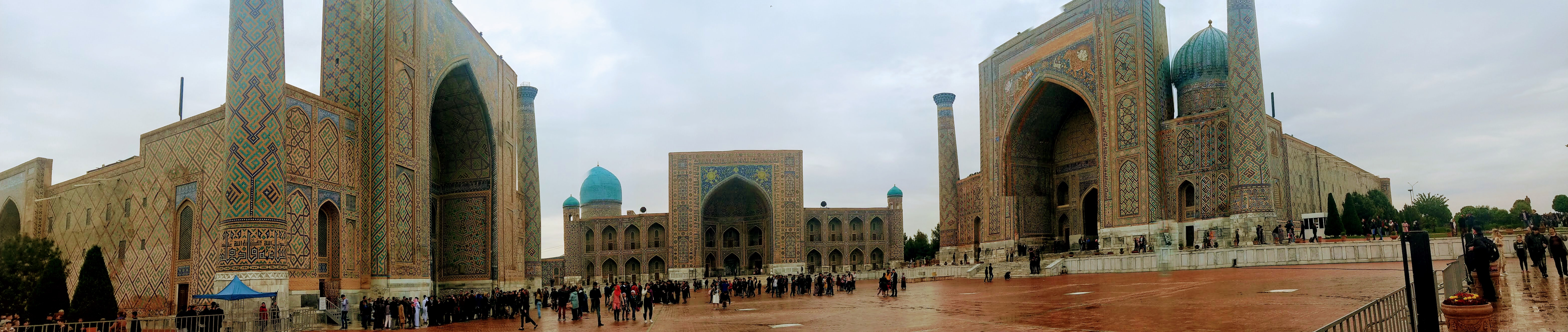 The Silk Road to Uzbekistan: A Report from the Inaugural